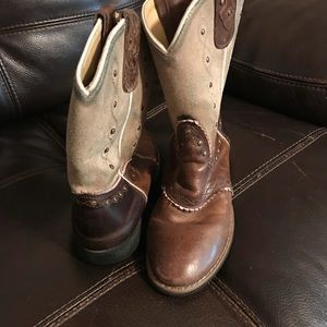Other - Girls western boots size 3